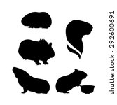 Guinea Pig Icons And...