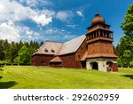 Wooden Church Svaty Kriz ...
