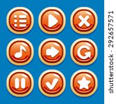 collection of buttons for...