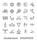 set of quality isolated... | Shutterstock .eps vector #292694555