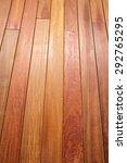 ipe teak wood decking deck... | Shutterstock . vector #292765295