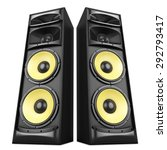 Power Stereo Sound System With...