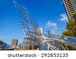 osaka  japan   october 28  the... | Shutterstock . vector #292853135