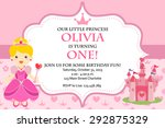 princess birthday party...