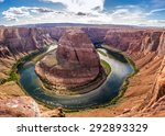 View At The Horseshoe Bend  ...