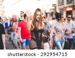 milan  italy   june 27  gay... | Shutterstock . vector #292954715