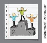 winner | Shutterstock .eps vector #292989389