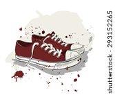 drawing vector illustration...   Shutterstock .eps vector #293152265