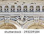 Sculptural Decoration Of The...