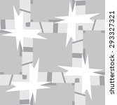 abstract gray rectangular...   Shutterstock .eps vector #293327321