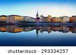 stockholm city   Shutterstock . vector #293334257
