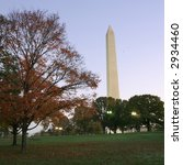 washington monument in... | Shutterstock . vector #2934460