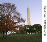 washington monument in...   Shutterstock . vector #2934460