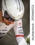 Small photo of Utrecht, The Netherlands. 4th of July, 2015. Tour de France Time Trial Stage, FABIAN CANCELLARA, Team TREK Factory Racing