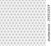 triangles pattern   Shutterstock .eps vector #293513519