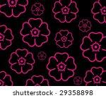 floral background for design   Shutterstock . vector #29358898