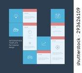infographics template. menu...