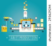modern vector illustration of...   Shutterstock .eps vector #293629244