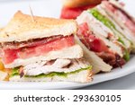 Clubhouse Sandwich On Organic...