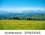 Tatry Panorama. Tatra Mountain...