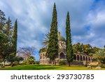 Catholic Monastery And A Small...