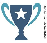 trophy icon from competition  ... | Shutterstock .eps vector #293748701