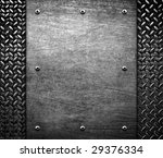 metal template background | Shutterstock . vector #29376334