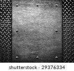 metal template background | Shutterstock . vector #29376334