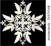 ornate pattern | Shutterstock .eps vector #29379148