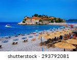 blurred travel backgrounds.... | Shutterstock . vector #293792081