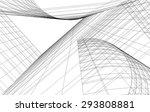 architecture building | Shutterstock .eps vector #293808881
