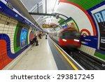 London   Jul 2  2015  A Train...