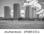 honolulu  hawaii  usa  july 6 ... | Shutterstock . vector #293851511