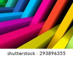 abstract colorful background  | Shutterstock . vector #293896355