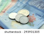 Money Banknotes And Coins ...