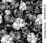 crazy beautiful imprint... | Shutterstock .eps vector #293944919