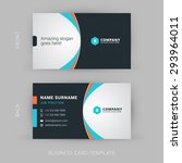 creative and clean vector... | Shutterstock .eps vector #293964011