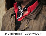 gaucho  traditional cowboy in... | Shutterstock . vector #293994089