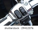 close up of switches on a... | Shutterstock . vector #29412376
