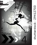 vector typographic background | Shutterstock .eps vector #29412703