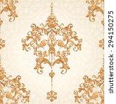 vector illustration. luxury... | Shutterstock .eps vector #294150275