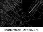 city silhouette vector... | Shutterstock .eps vector #294207371