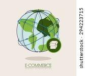 internet icon digital design ...   Shutterstock .eps vector #294223715