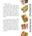 Sushi  Fettuccine  Roasted Por...