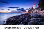 Bass Harbor Lighthouse  Acadia...