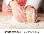 Bread  Pizza  Baking.