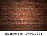 brick wall | Shutterstock . vector #294413831
