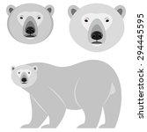bear | Shutterstock .eps vector #294445595