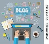 writing an article for blog on...