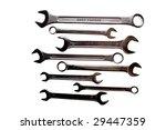 spanners | Shutterstock . vector #29447359